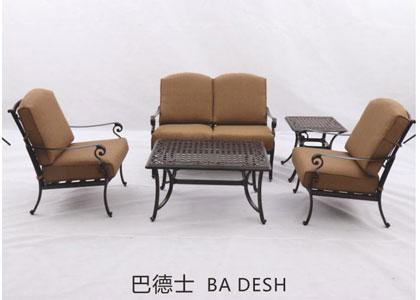 户外欧式沙发家具