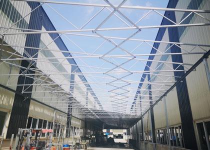 场馆轻型钢结构