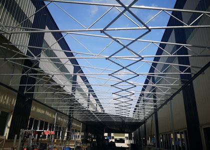 轻型钢结构建筑